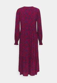 GAP - HENLEY MIDI - Maxi dress - burgundy - 1