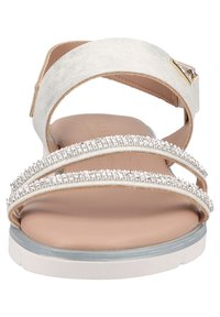 Scapa - Wedge sandals - silver - 6
