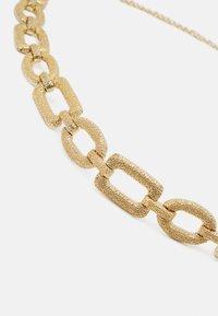 Pieces - PCOPAL WAIST BELT - Pasek - gold-coloured - 1