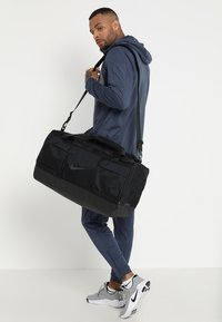 Nike Performance - POWER DUFF - Sportovní taška - black - 1