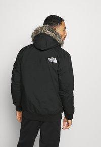 The North Face - RECYCLED GOTHAM JACKET VANADIS - Bunda zprachového peří - black - 2