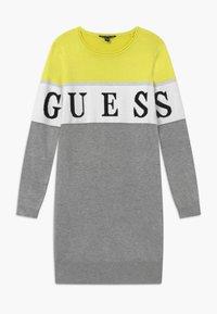Guess - JUNIOR - Jumper dress - grey - 0