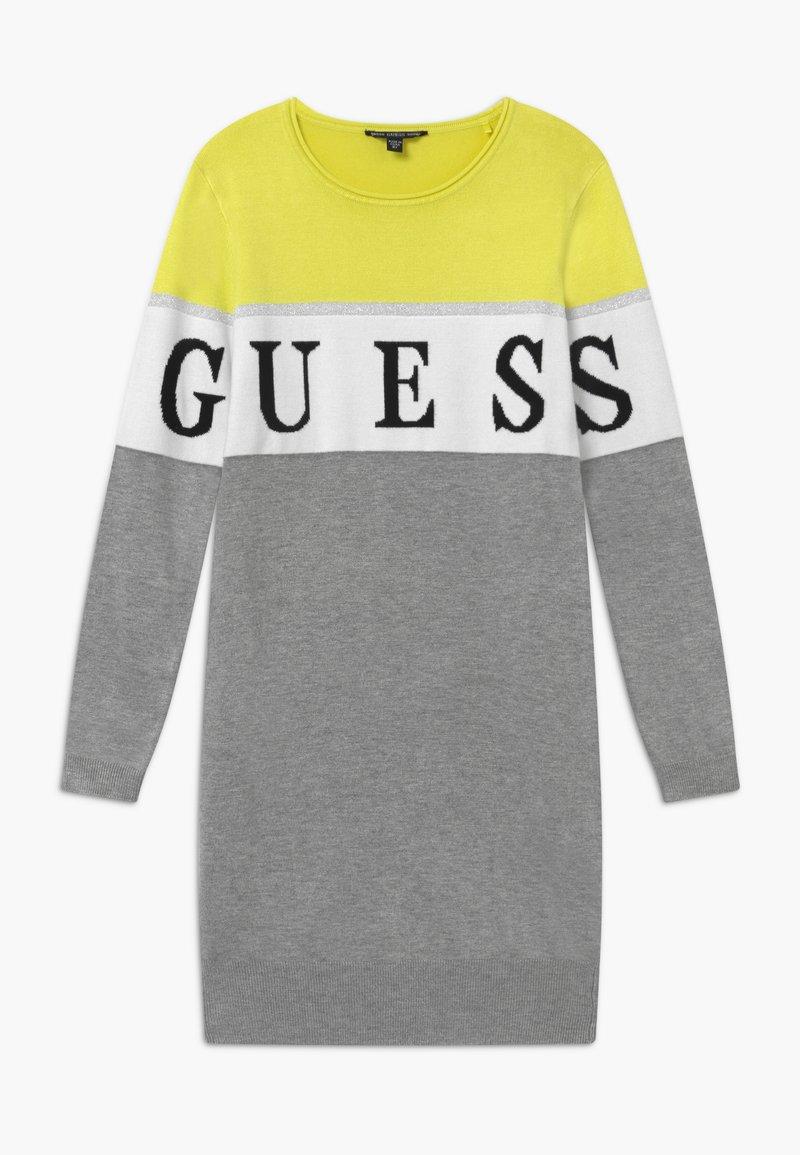 Guess - JUNIOR - Jumper dress - grey