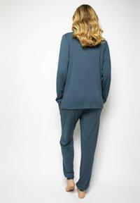 Cyberjammies - Pyjama bottoms - teal - 1