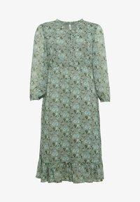 Sheego - Korte jurk - eukalyptus bedruckt - 3