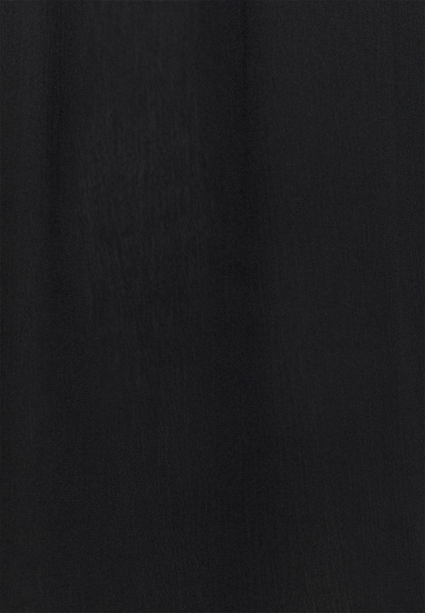 Cream BEA BLOUSE - Bluzka - pitch black/czarny UAHC