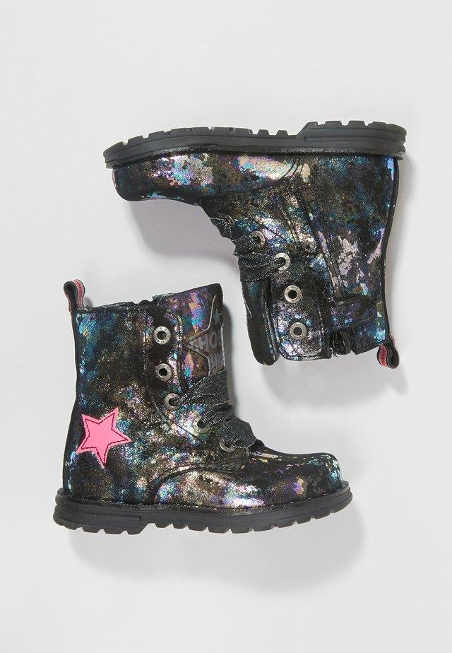 DESSERT - Classic ankle boots - multicolor