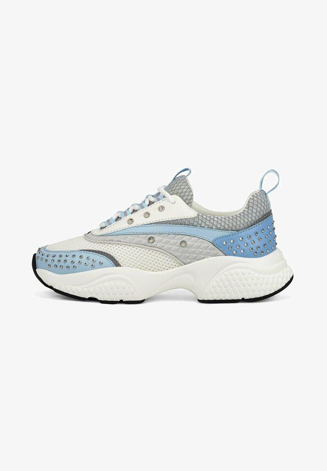 SCALE RUNNER-STUD - Sneakers basse - white