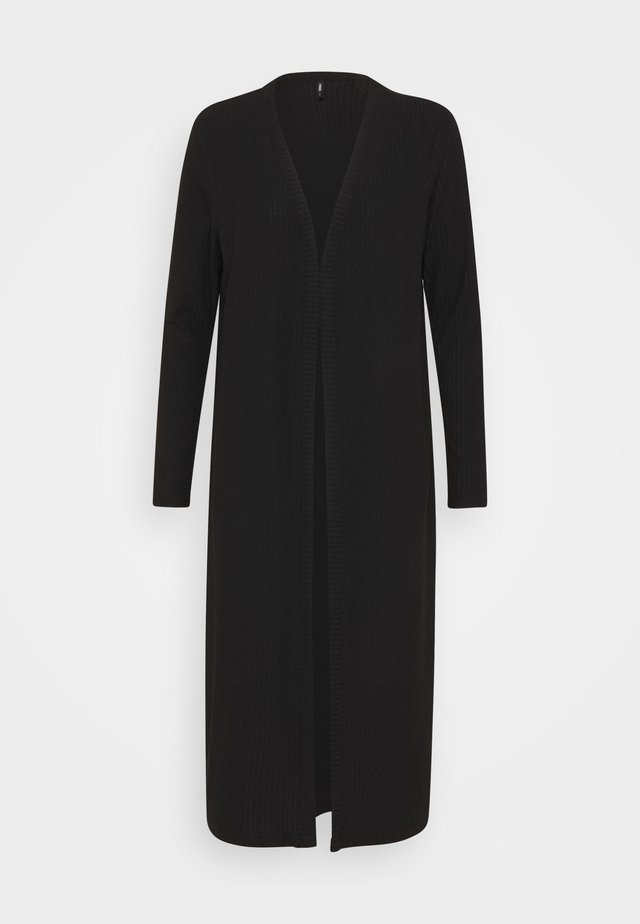 ONLNELLA LONG CARDIGAN  - Cardigan - black