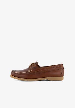 Bootschoenen - brown