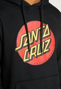 Santa Cruz - Hoodie - black - 5