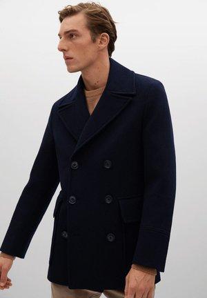 SCALA - Płaszcz wełniany /Płaszcz klasyczny - dunkles marineblau