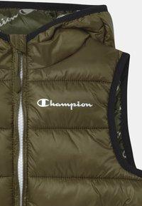 Champion - LEGACY UNISEX - Waistcoat - khaki - 2