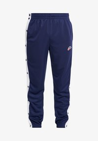 Nike Sportswear - TEARAWAY  - Pantalon de survêtement - midnight navy/white - 4