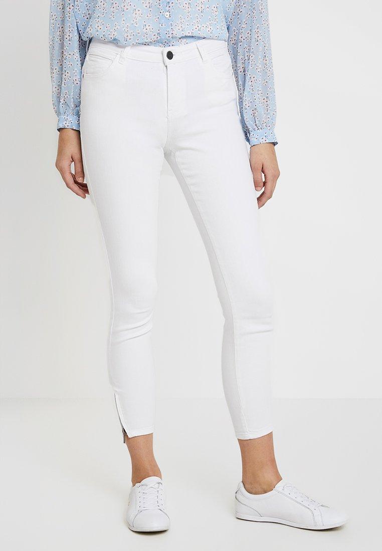 Women NMKIMMY ANKLE ZIP  - Jeans Skinny Fit