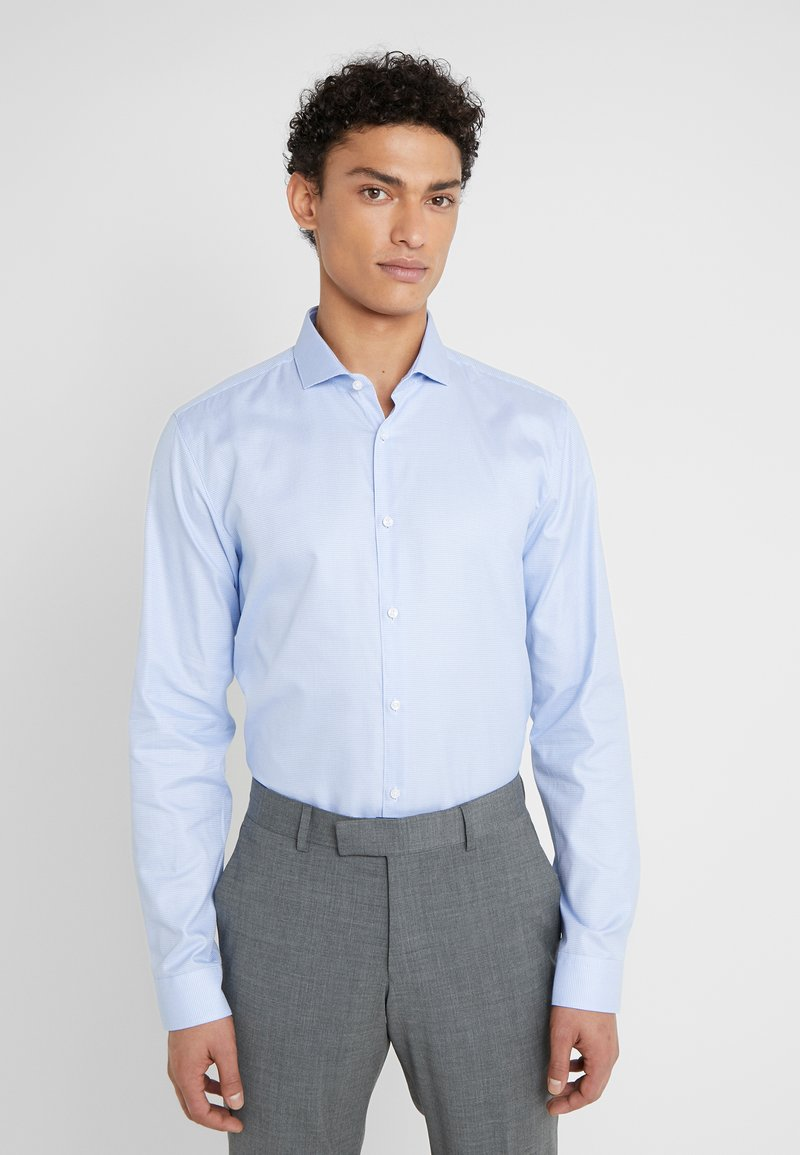 HUGO - ERRIKO EXTRA SLIM FIT - Formal shirt - light/pastel blue