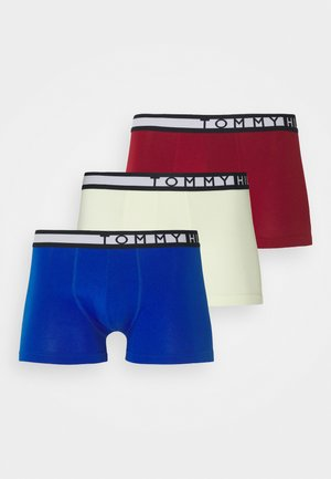 LOGO TRUNK 3 PACK - Pants - blue/red/yellow