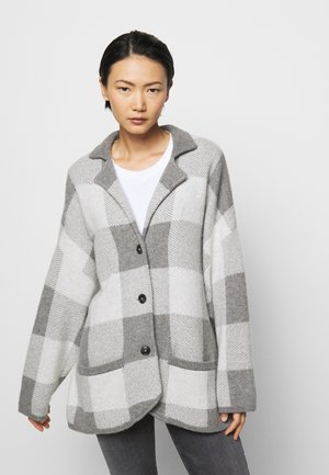JACKET - Manteau classique - heather grey melange