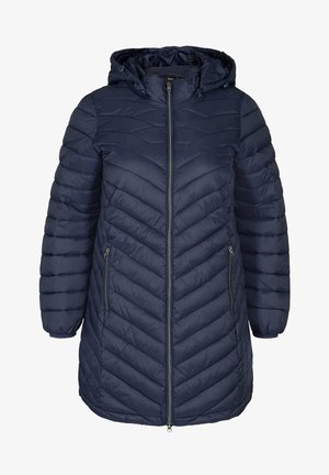 LANGE - Winter coat - dark blue