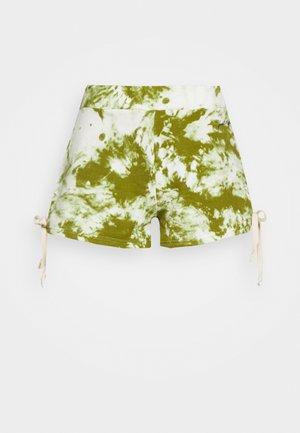 Shorts - white/khaki