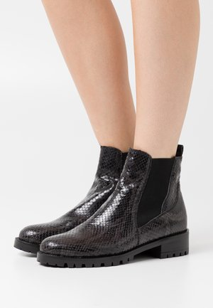 POWERFUL - Classic ankle boots - black