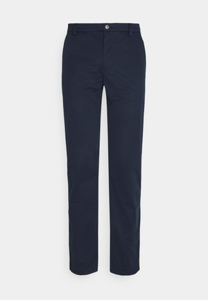 MENS WIND PANTS - Trousers - navy