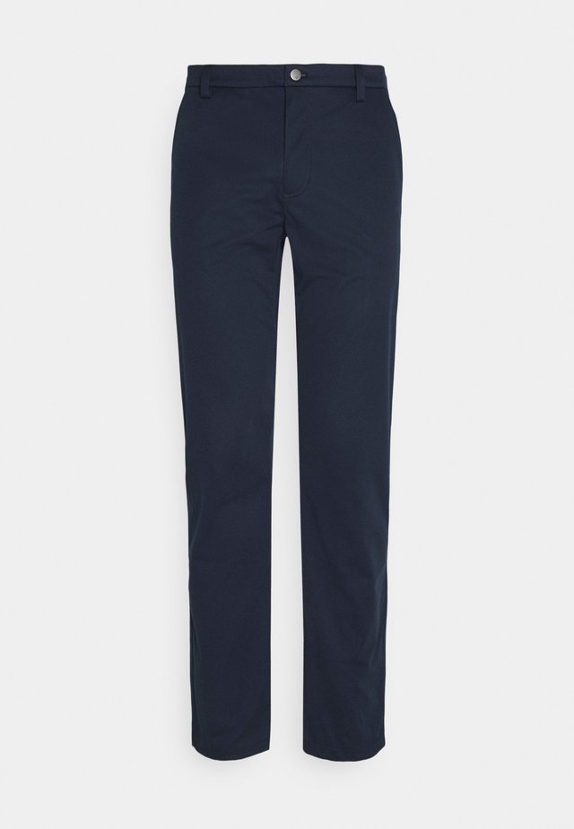 MENS WIND PANTS - Pantalon classique - navy