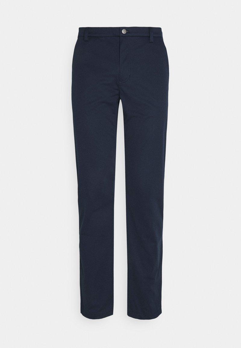 Cross Sportswear - MENS WIND PANTS - Pantalon classique - navy