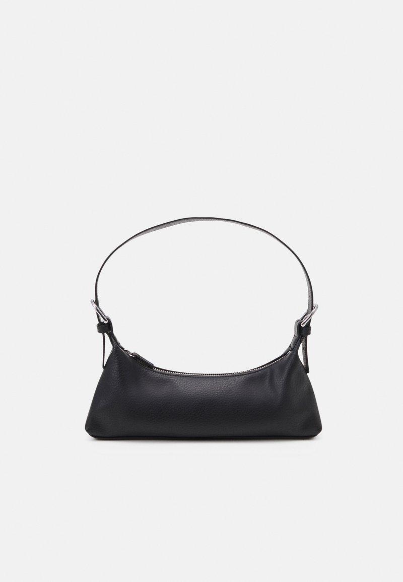 Monki - Handbag - black dark