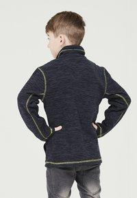 ZIGZAG - TAEBAEK KIDS ACTIV - Fleece jacket - 2048 navy blazer - 2