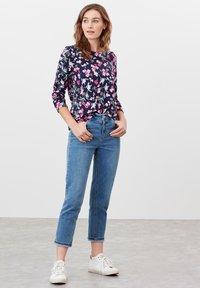 Tom Joule - HARBOUR  - Long sleeved top - marineblau floral - 1