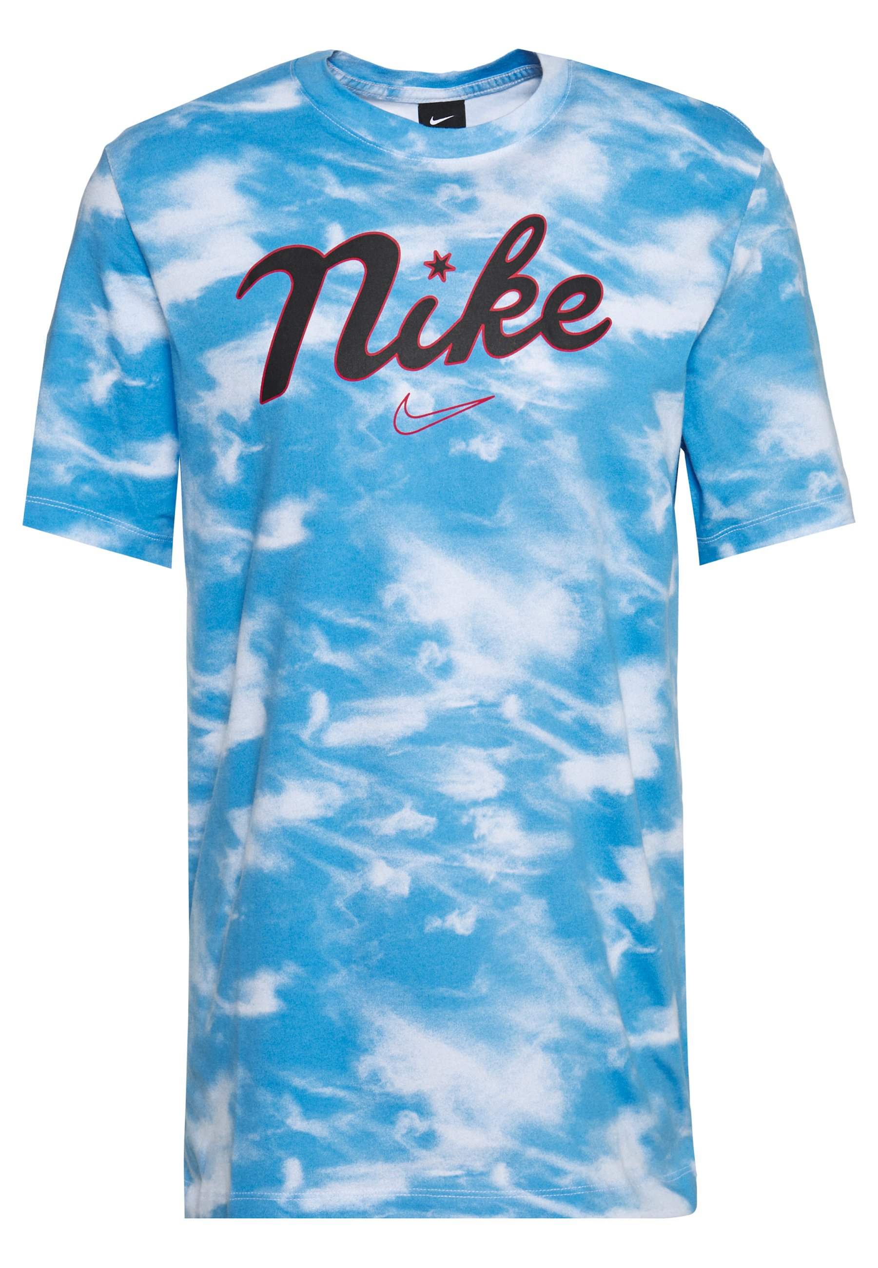 CITY EXPLORATION EDITION DNA TEE CHICAGO - T-shirt print - white/psychic  blue/sail