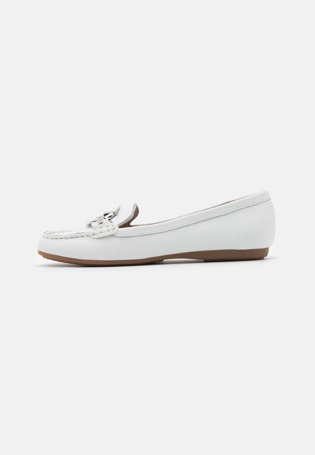 URSEL - Slip-ons - white