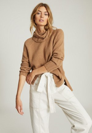 EVE - Jumper - taupe