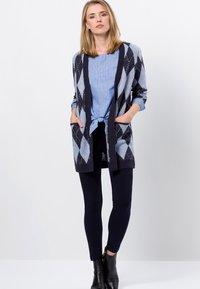 zero - Jeans Skinny Fit - dark blue - 1