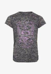 HANGOWEAR - Print T-shirt - grau - 0