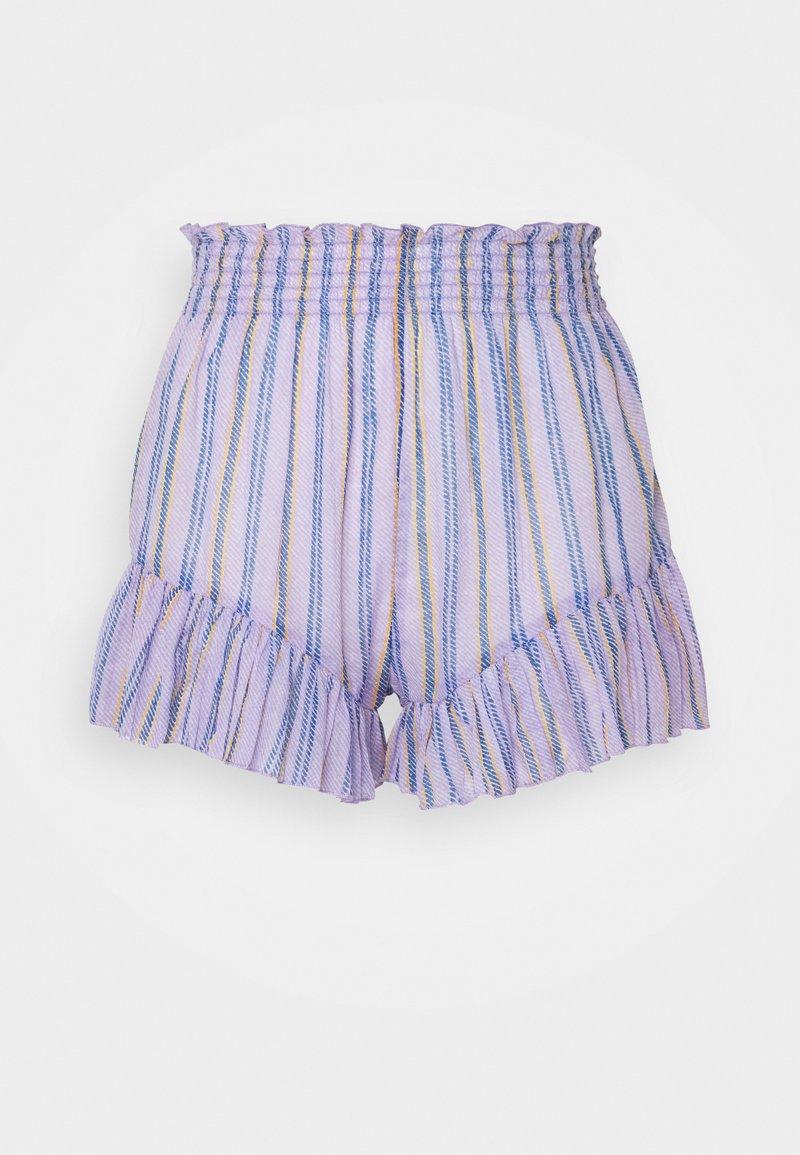 Free People - NAMASTE SLEEP - Pyjama bottoms - blue combo