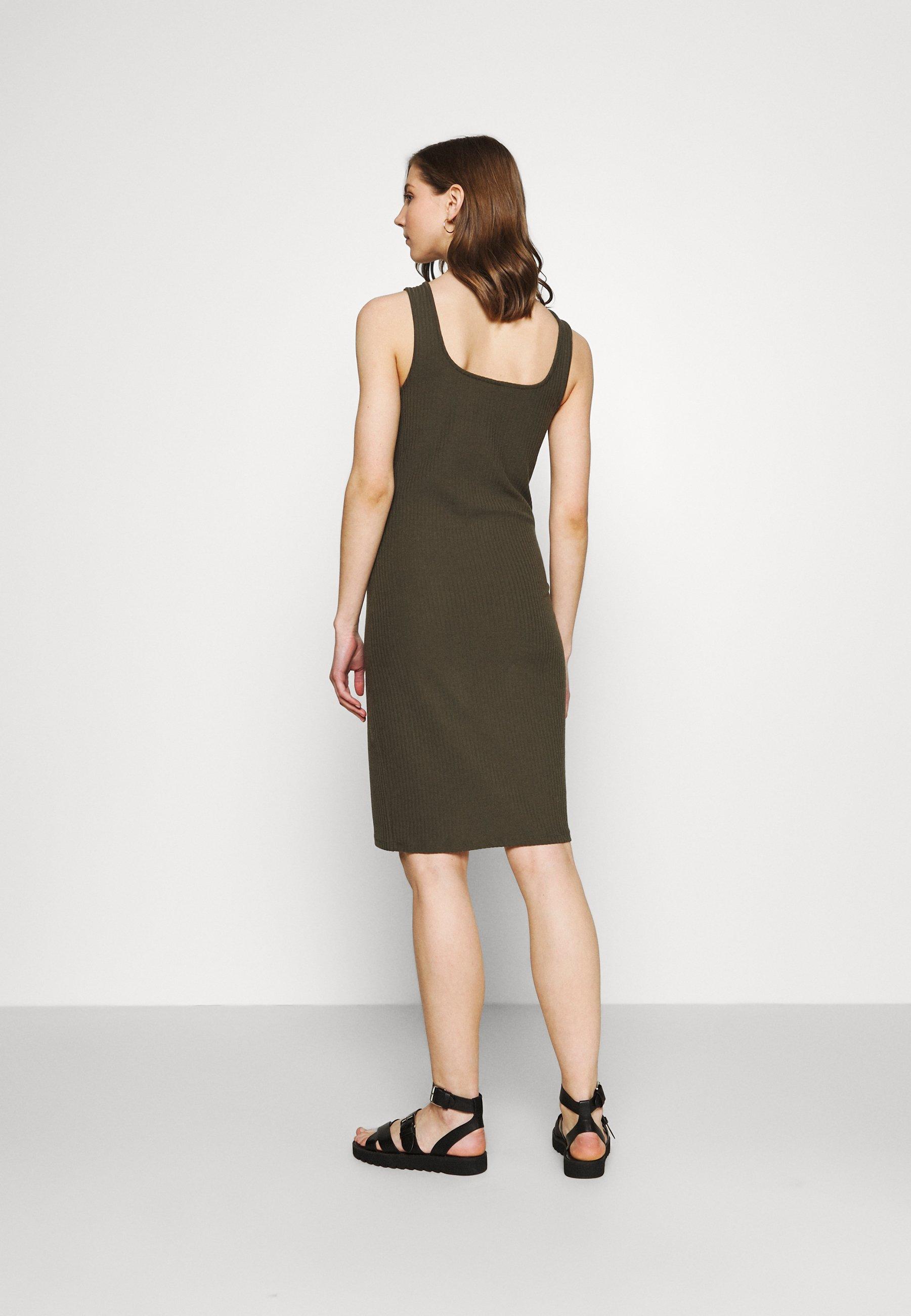 Women ONLNELLA BODYCON DRESS  - Day dress