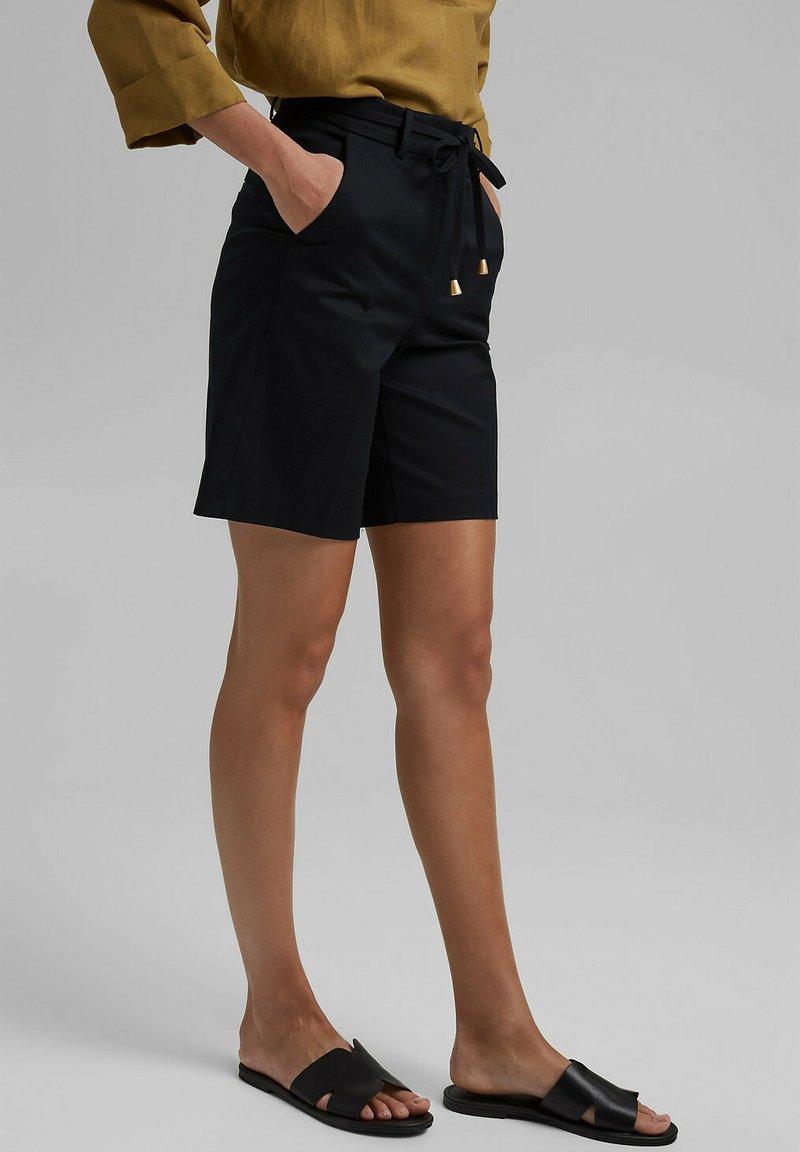 Esprit Collection - Shorts - black