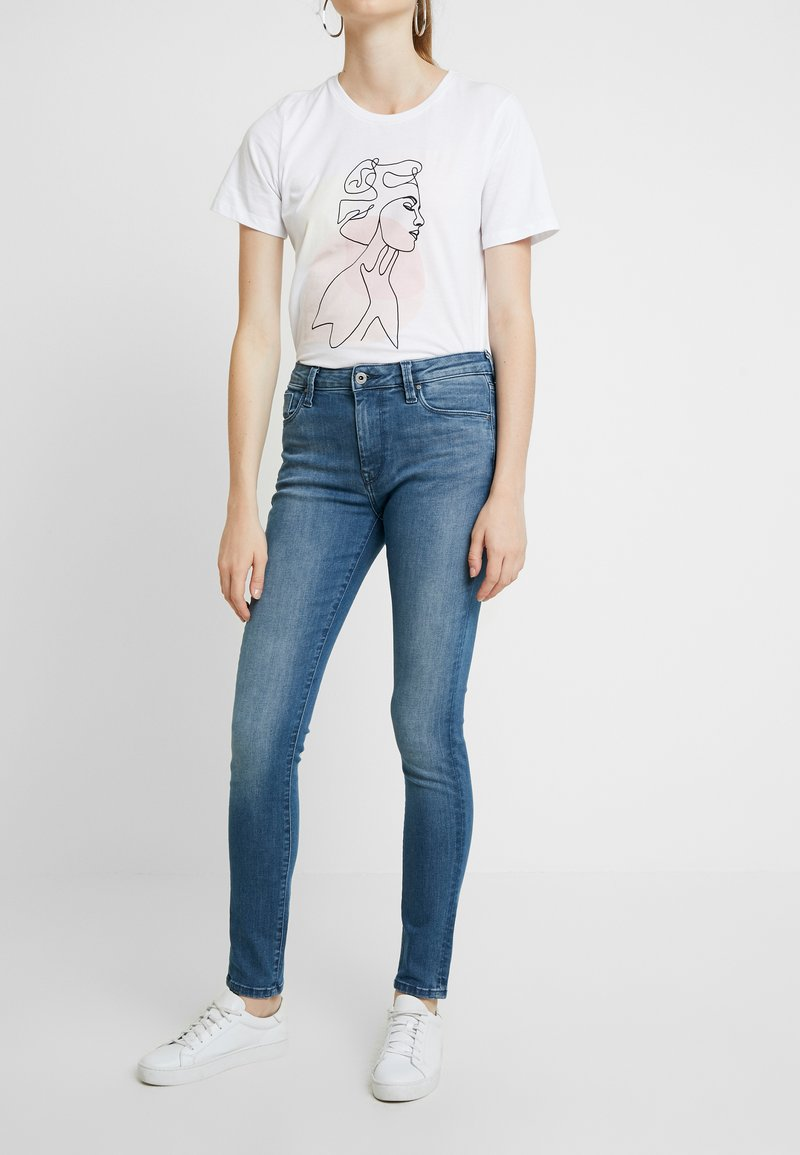 Pepe Jeans - Jeans Skinny Fit - denim