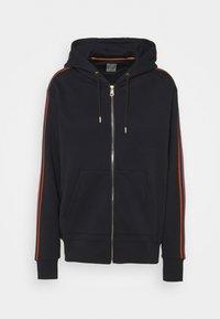 Paul Smith - Zip-up sweatshirt - black - 4
