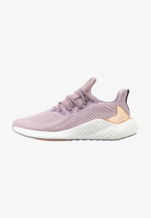 ALPHABOOST - Neutral running shoes - soft vision/copper metallic/orchid tint