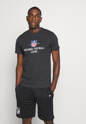 LEAGUE ESTABLISHED TEE - Print T-shirt - black