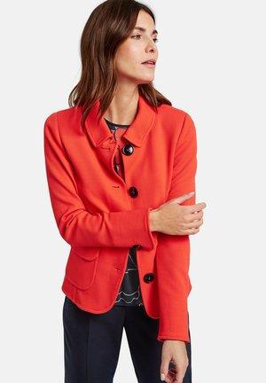 Blazer - red orange
