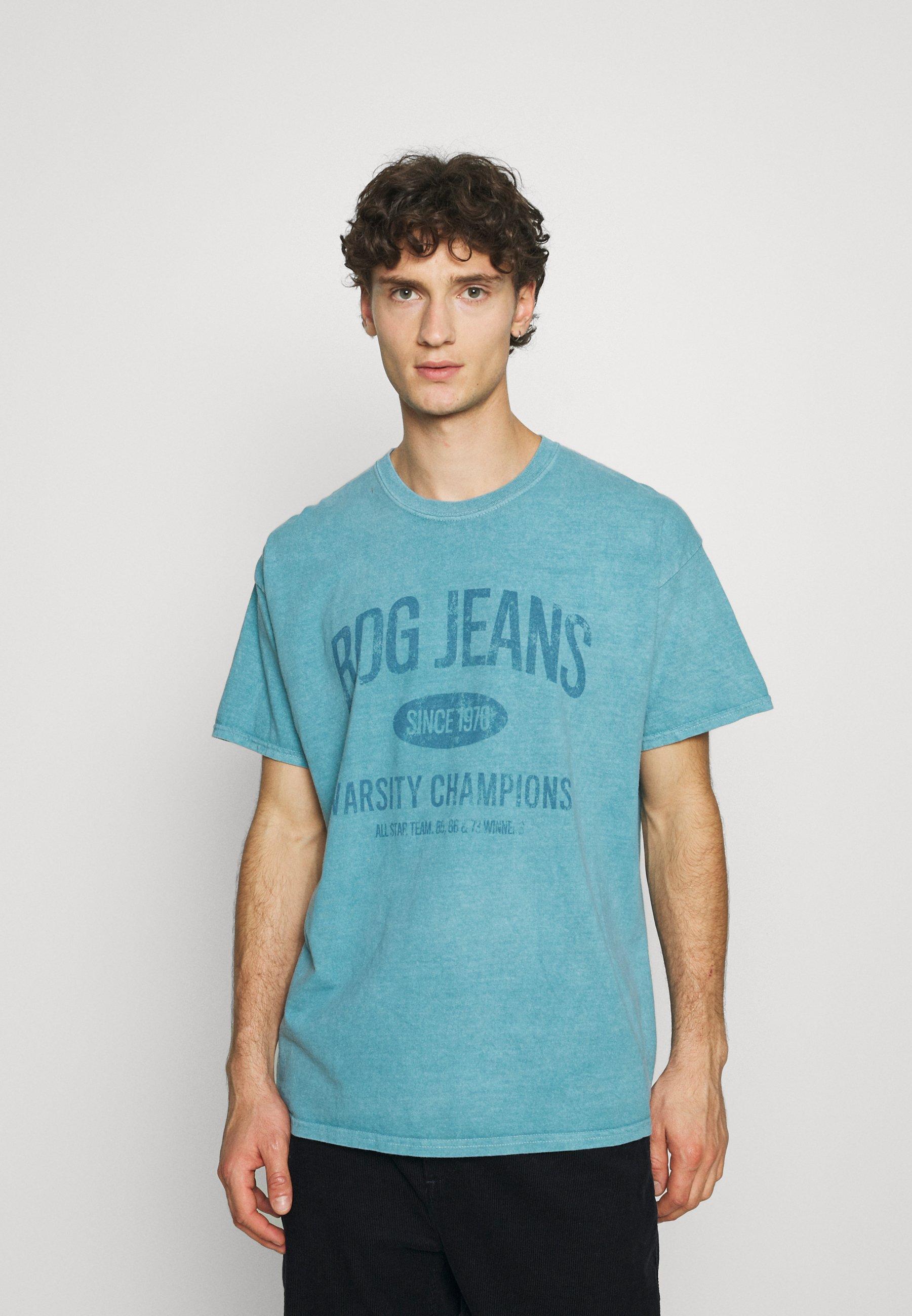Men PRINTED TEE UNISEX - Print T-shirt