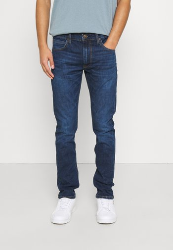 LUKE - Jeans slim fit - blue denim, blue