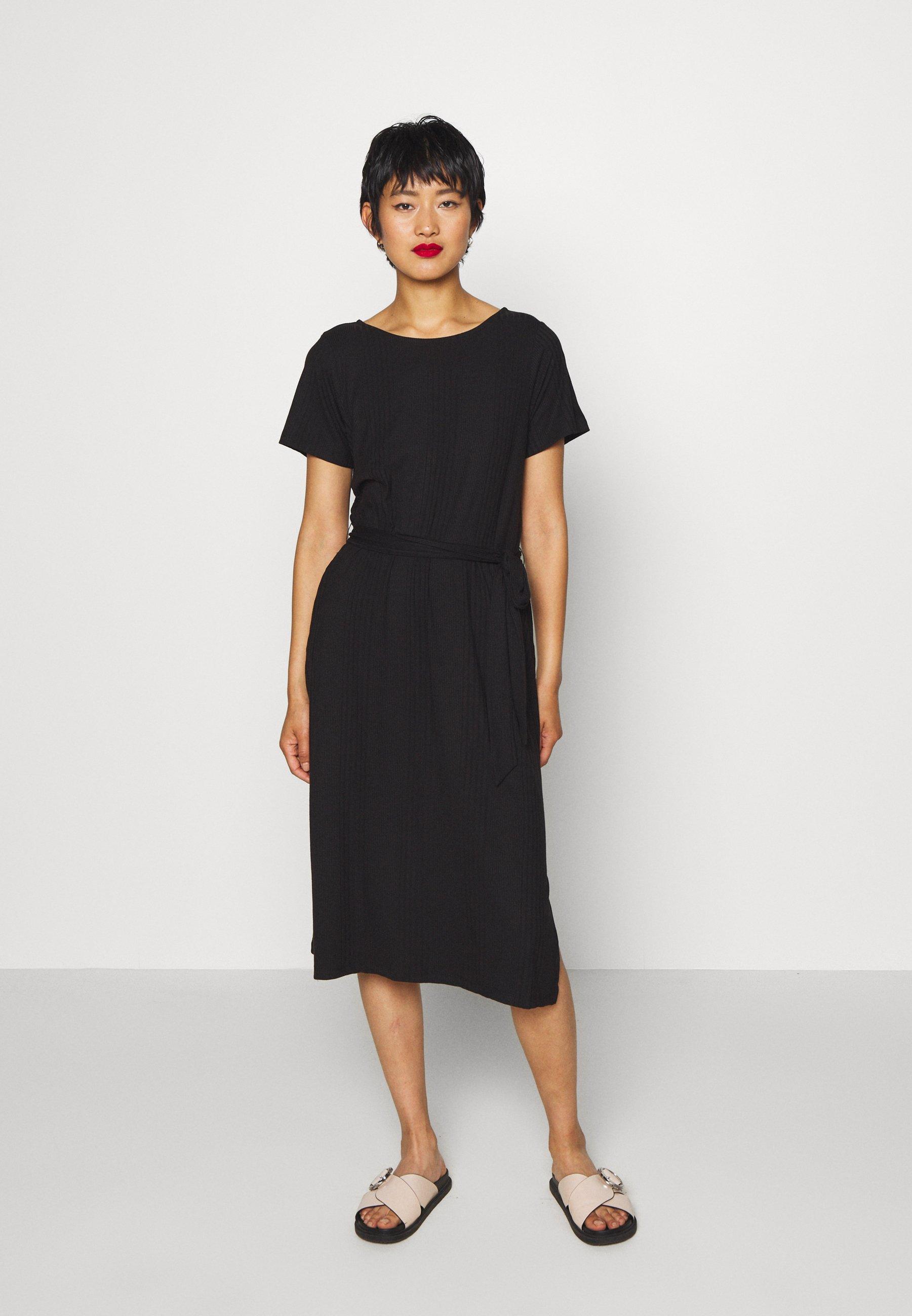 Women OBJCELIA DRESS - Jersey dress