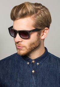 JUSTIN - Sunglasses - schwarz
