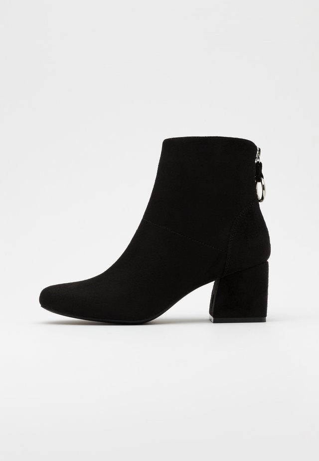 ONLBILLIE LIFE HEELED BOOT  - Bottines - black