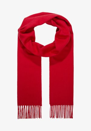 100% Cashmere Scarf UNISEX - Šála - classic red